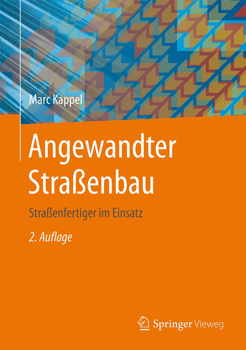 Kappel, Marc - Angewandter Straßenbau, ebook