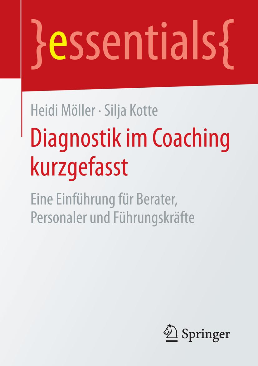 Kotte, Silja - Diagnostik im Coaching kurzgefasst, ebook