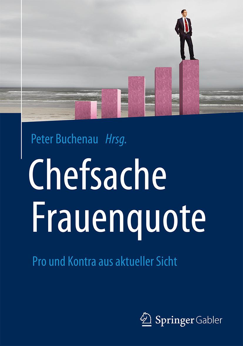Buchenau, Peter - Chefsache Frauenquote, e-kirja