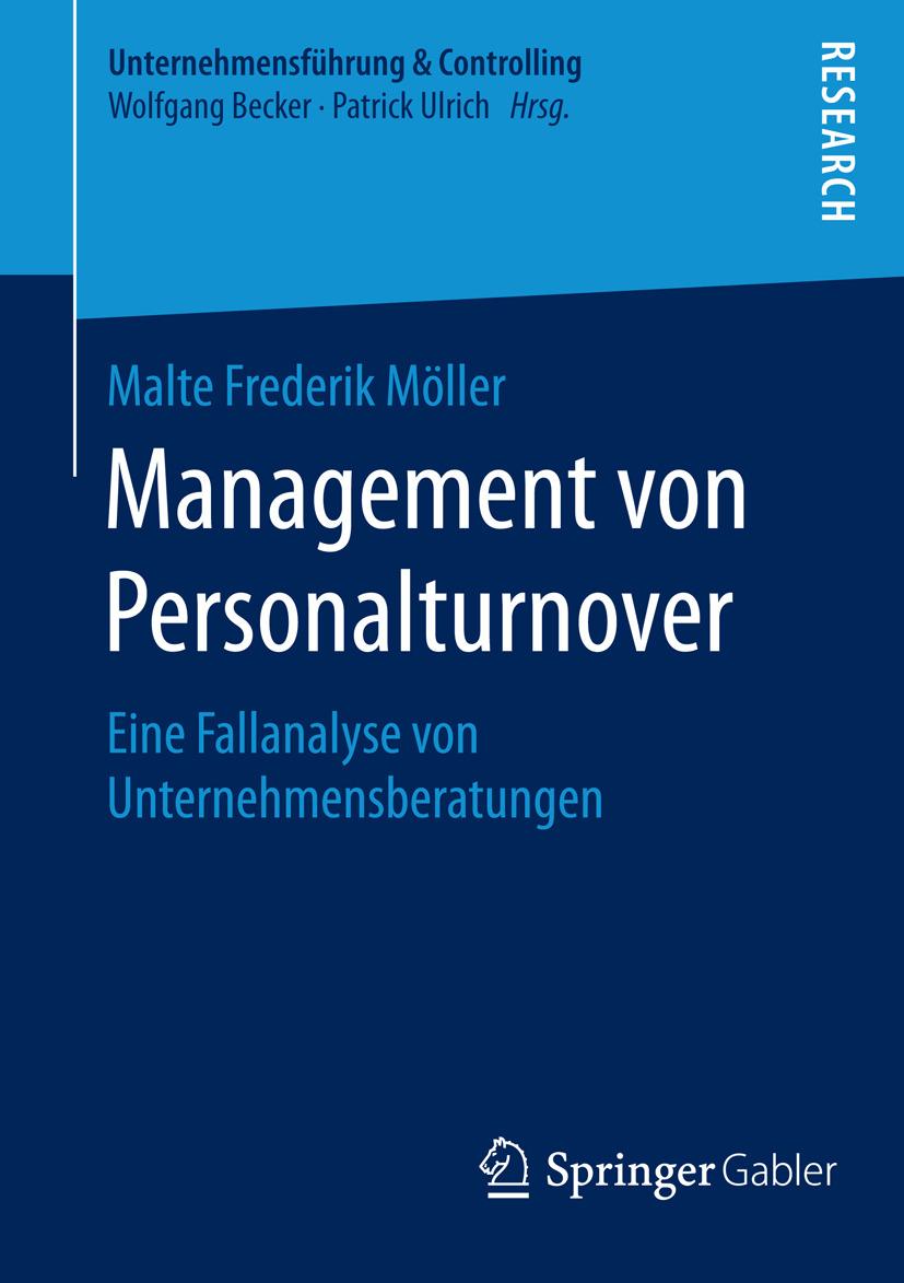 Möller, Malte Frederik - Management von Personalturnover, ebook