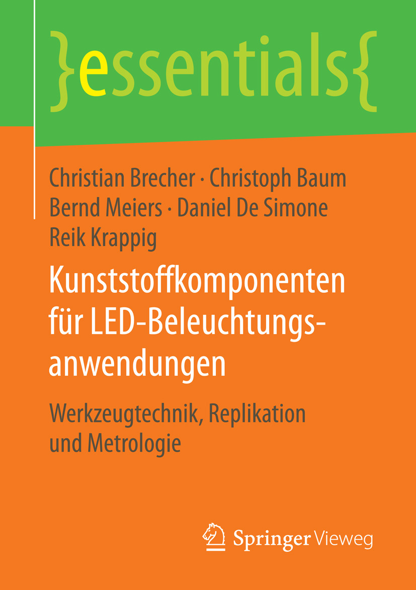 Baum, Christoph - Kunststoffkomponenten für LED-Beleuchtungsanwendungen, ebook