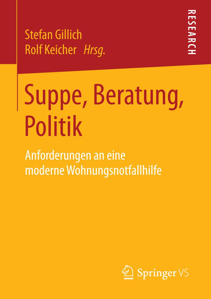 Gillich, Stefan - Suppe, Beratung, Politik, ebook