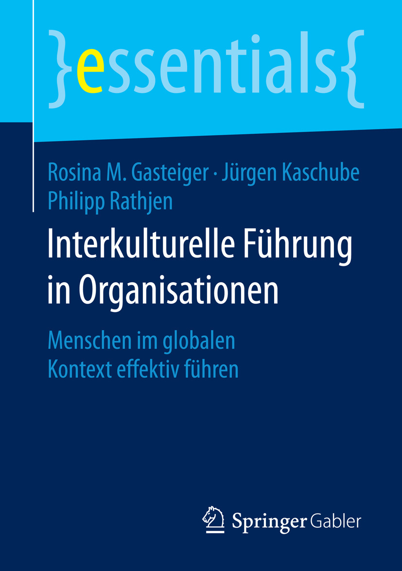 Gasteiger, Rosina M. - Interkulturelle Führung in Organisationen, ebook