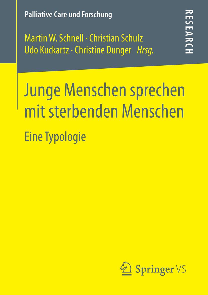 Dunger, Christine - Junge Menschen sprechen mit sterbenden Menschen, ebook