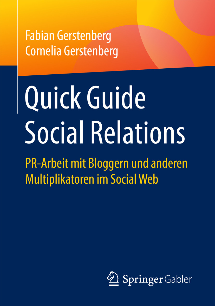 Gerstenberg, Cornelia - Quick Guide Social Relations, ebook