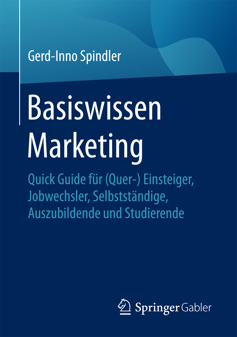 Spindler, Gerd-Inno - Basiswissen Marketing, ebook