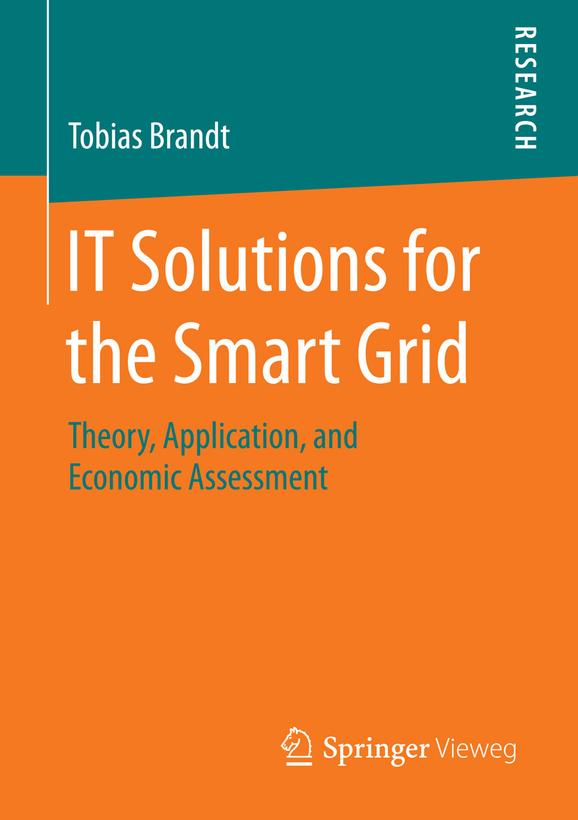 Brandt, Tobias - IT Solutions for the Smart Grid, ebook