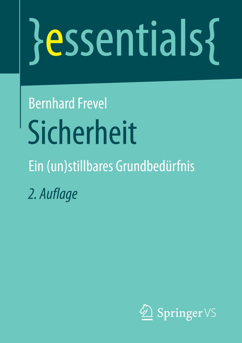 Frevel, Bernhard - Sicherheit, ebook