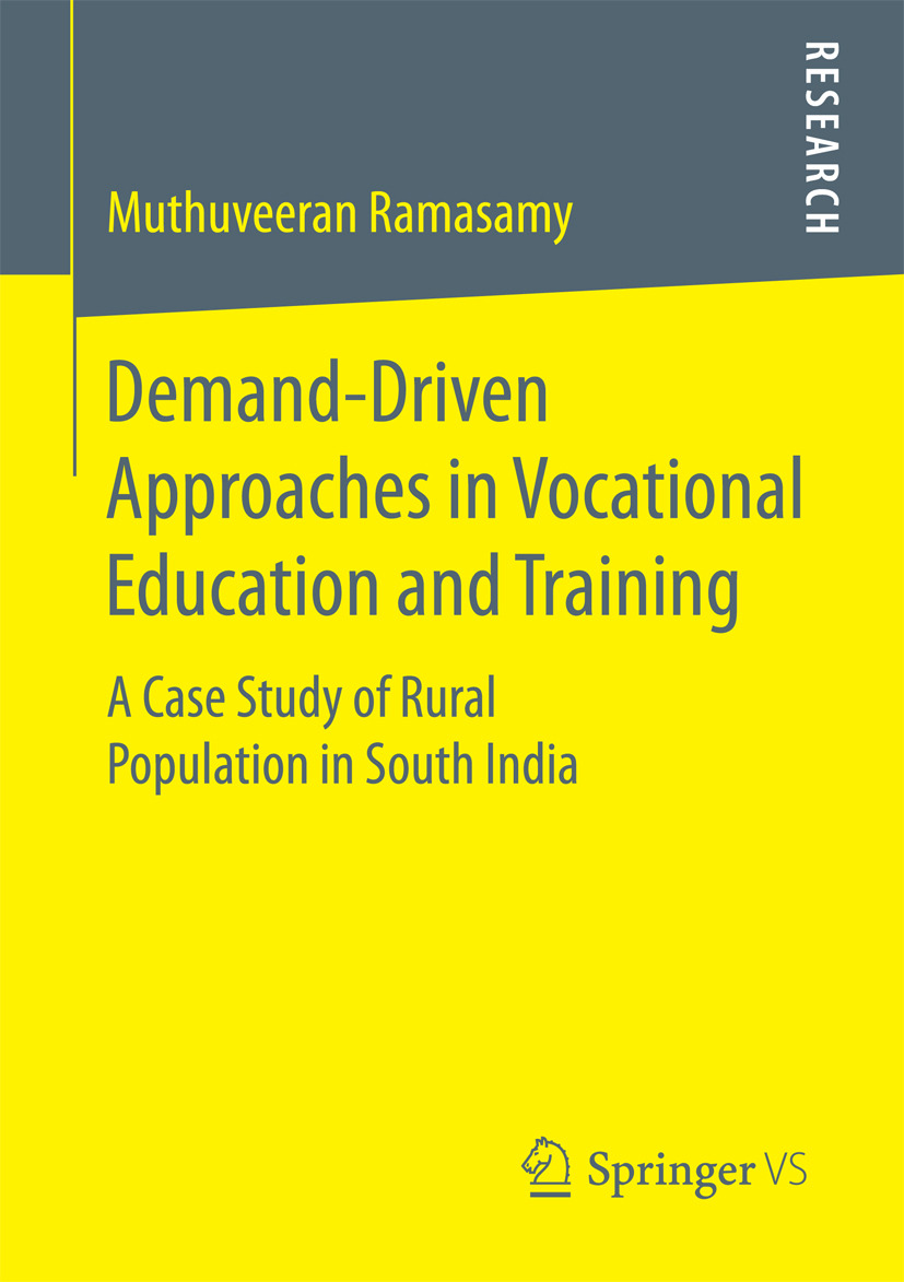 Ramasamy, Muthuveeran - Demand-Driven Approaches in Vocational Education and Training, ebook