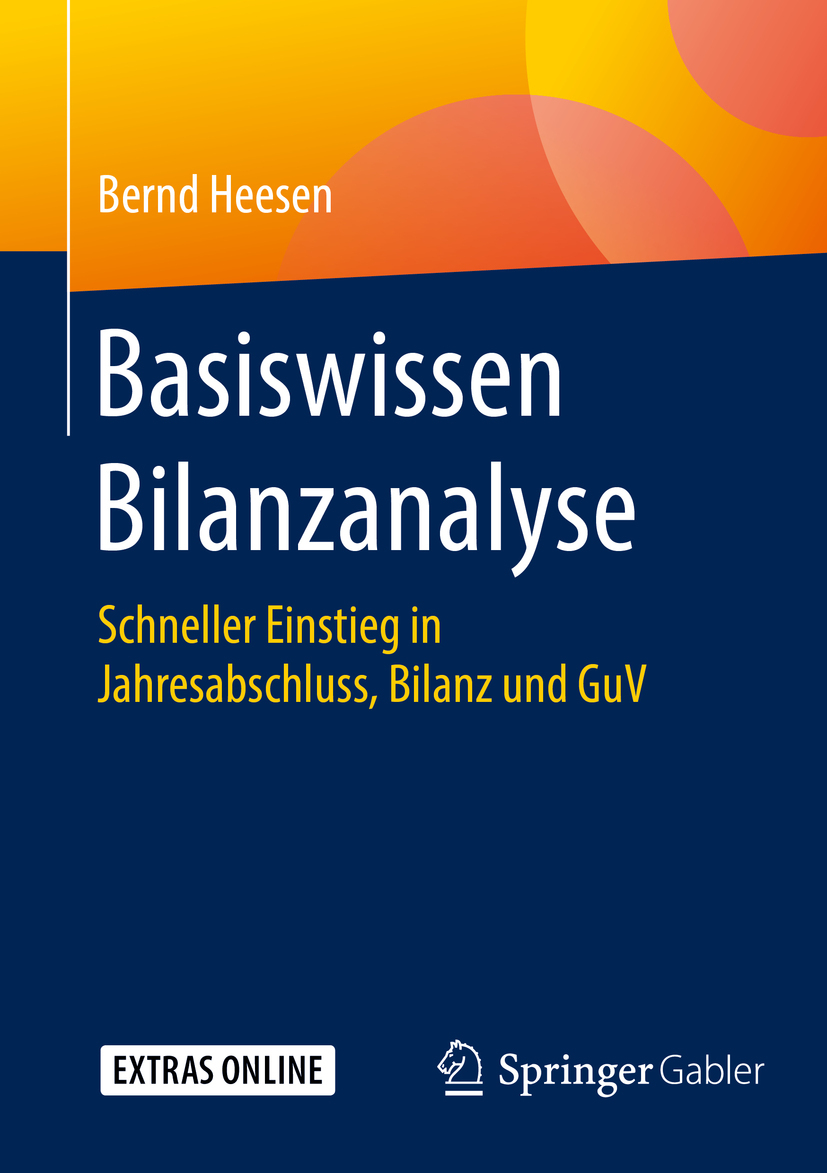 Heesen, Bernd - Basiswissen Bilanzanalyse, e-bok