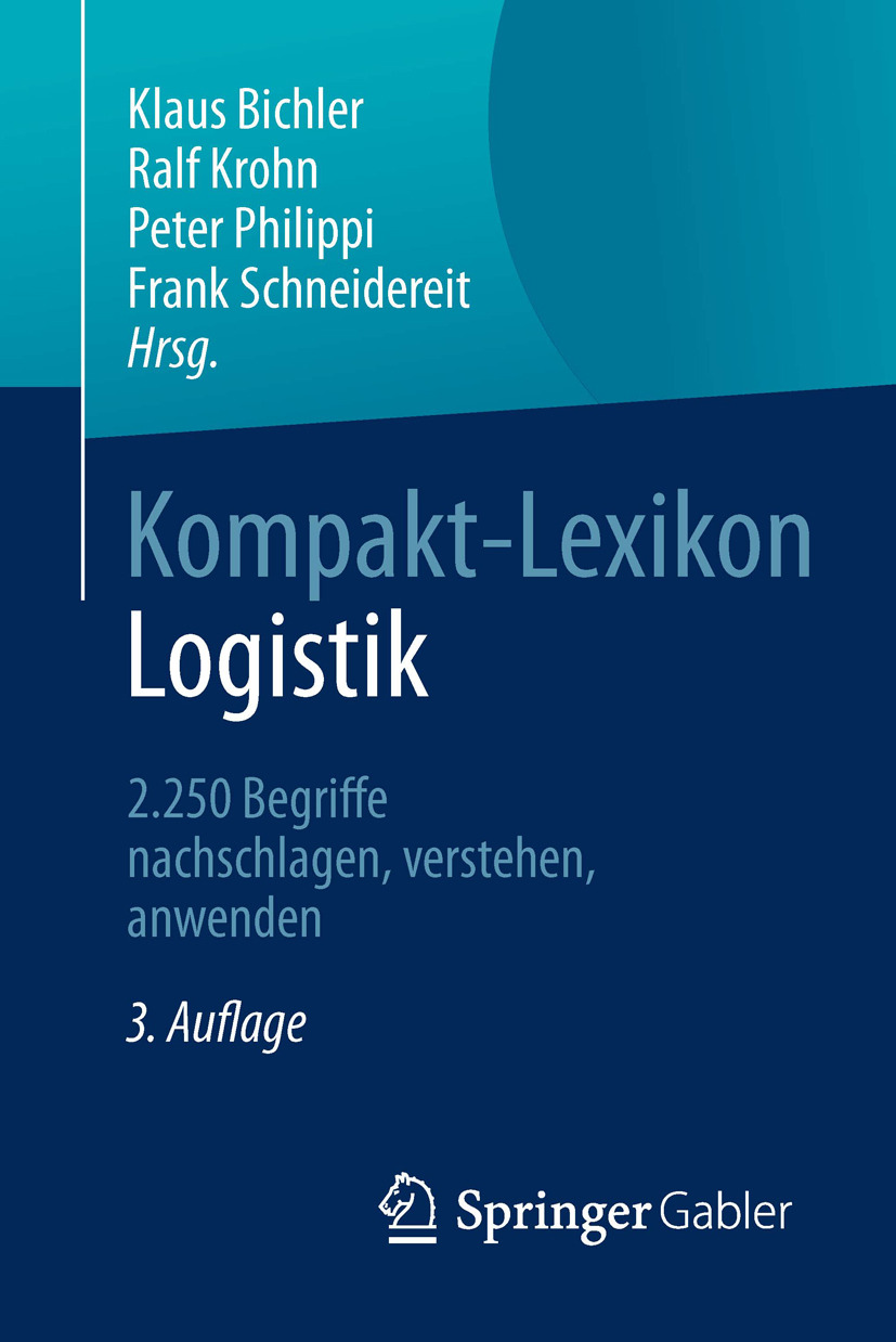 Bichler, Klaus - Kompakt-Lexikon Logistik, ebook