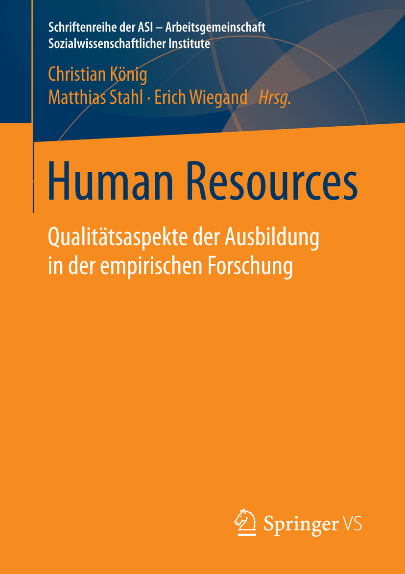 König, Christian - Human Resources, ebook