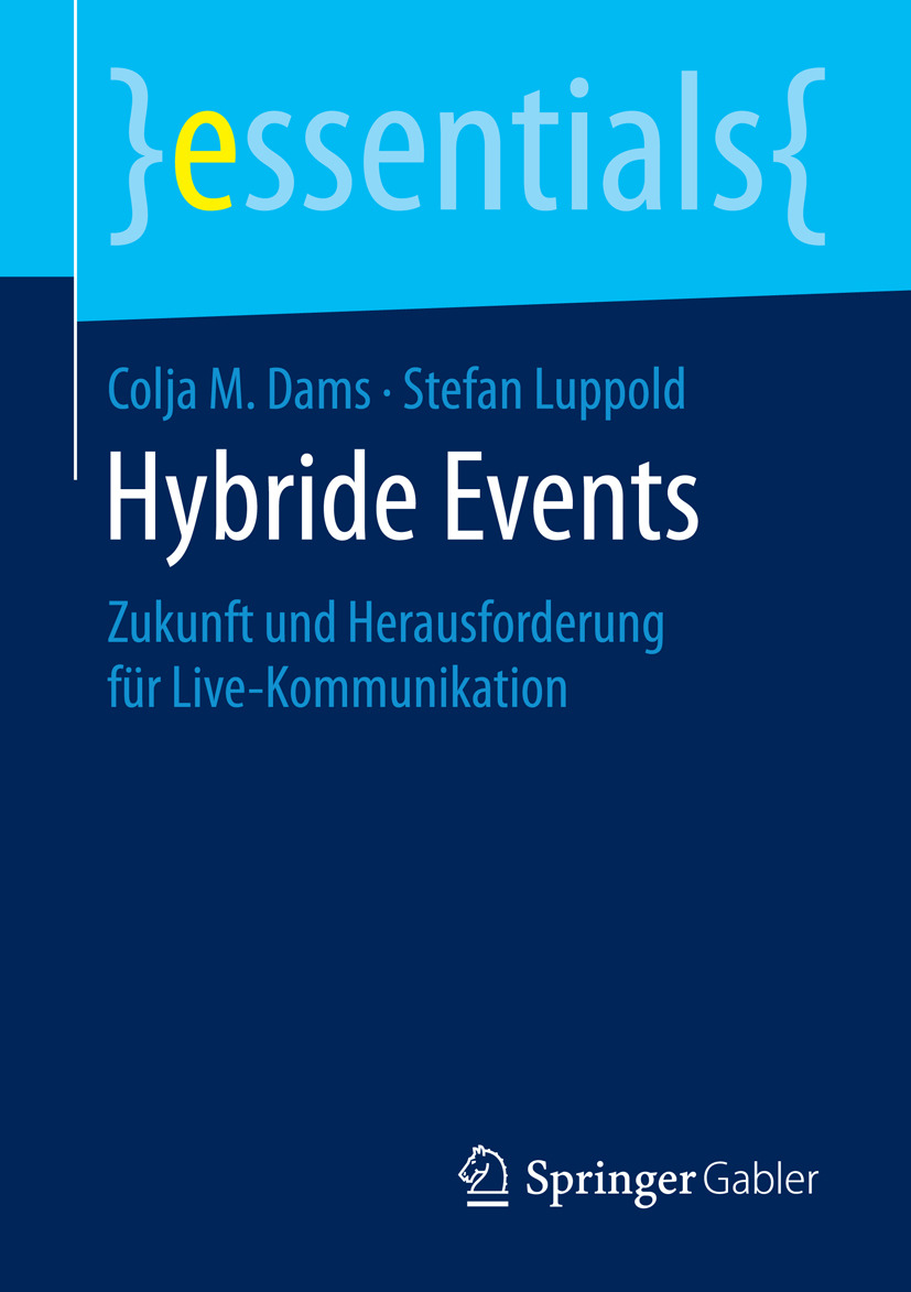 Dams, Colja M. - Hybride Events, ebook