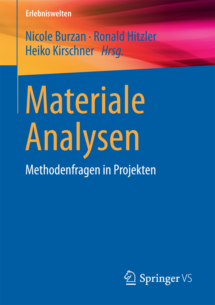 Burzan, Nicole - Materiale Analysen, ebook