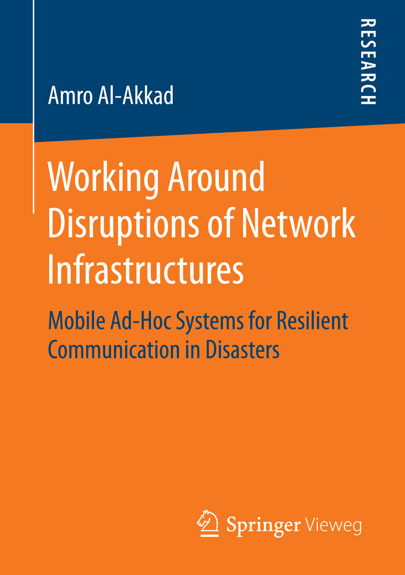Al-Akkad, Amro - Working Around Disruptions of Network Infrastructures, ebook