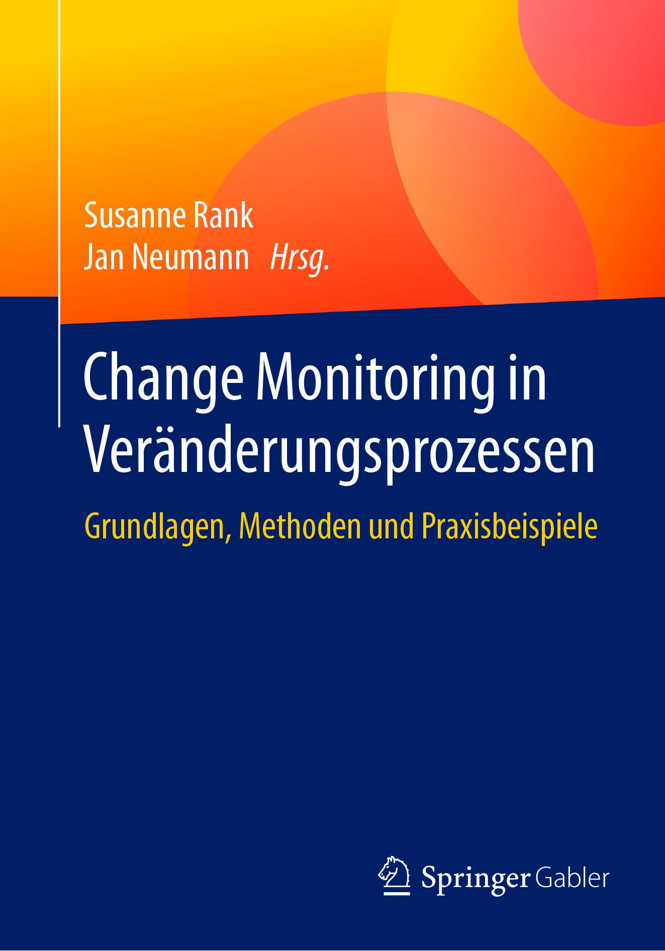 Neumann, Jan - Change Monitoring in Veränderungsprozessen, ebook