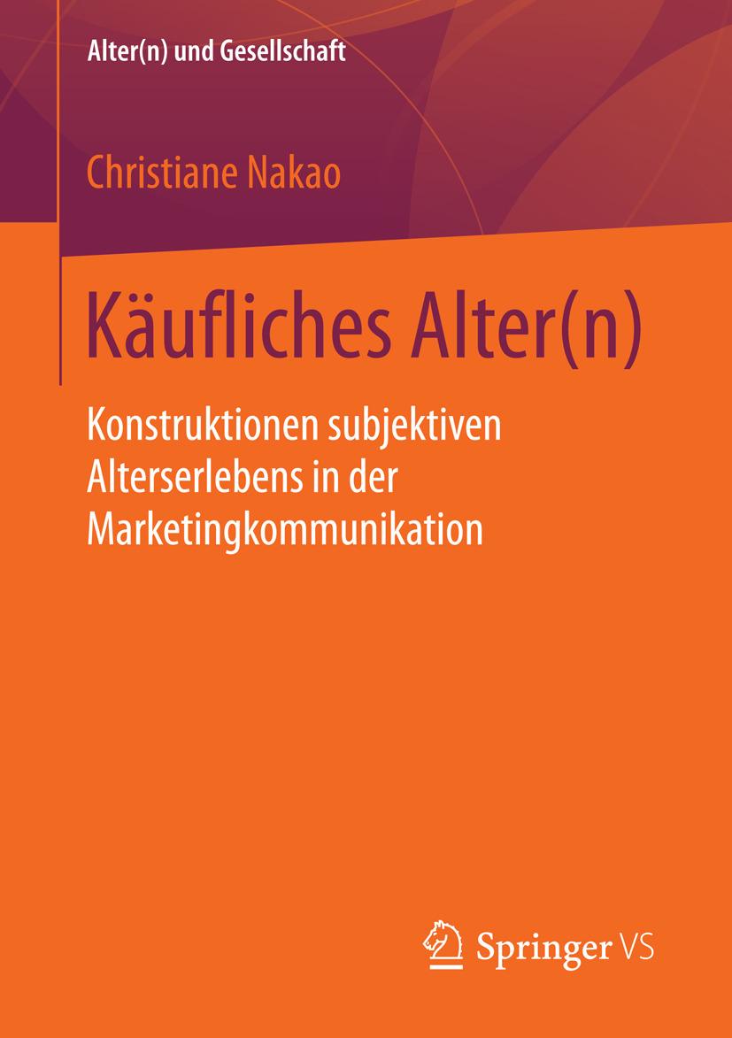 Nakao, Christiane - Käufliches Alter(n), ebook