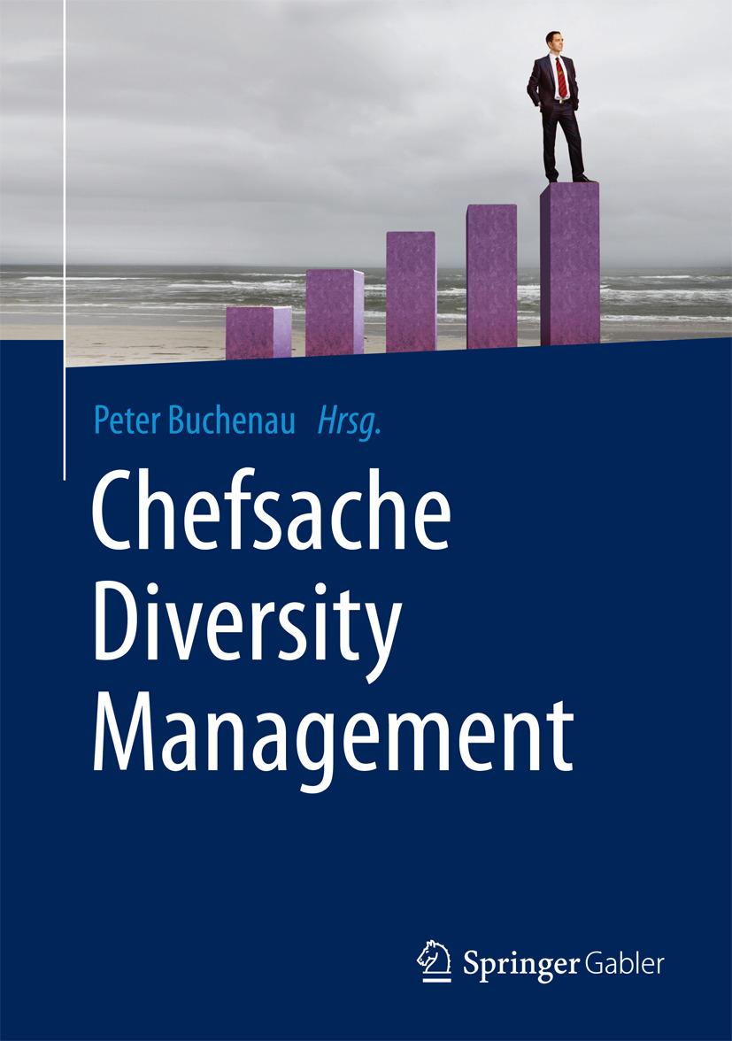 Buchenau, Peter - Chefsache Diversity Management, e-kirja