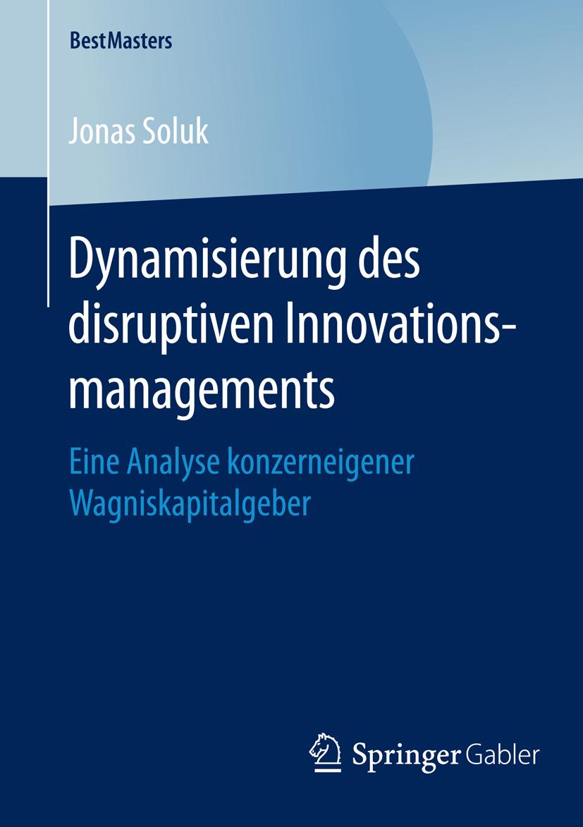 Soluk, Jonas - Dynamisierung des disruptiven Innovationsmanagements, ebook
