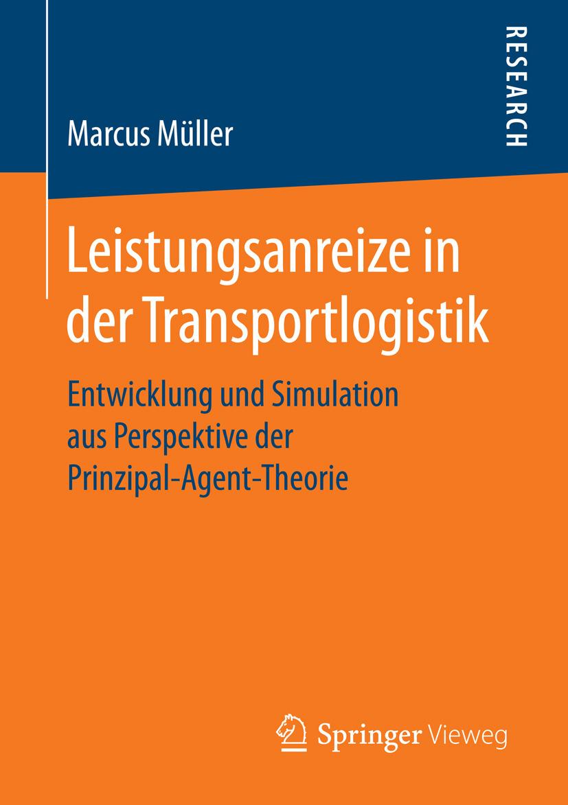 Müller, Marcus - Leistungsanreize in der Transportlogistik, ebook