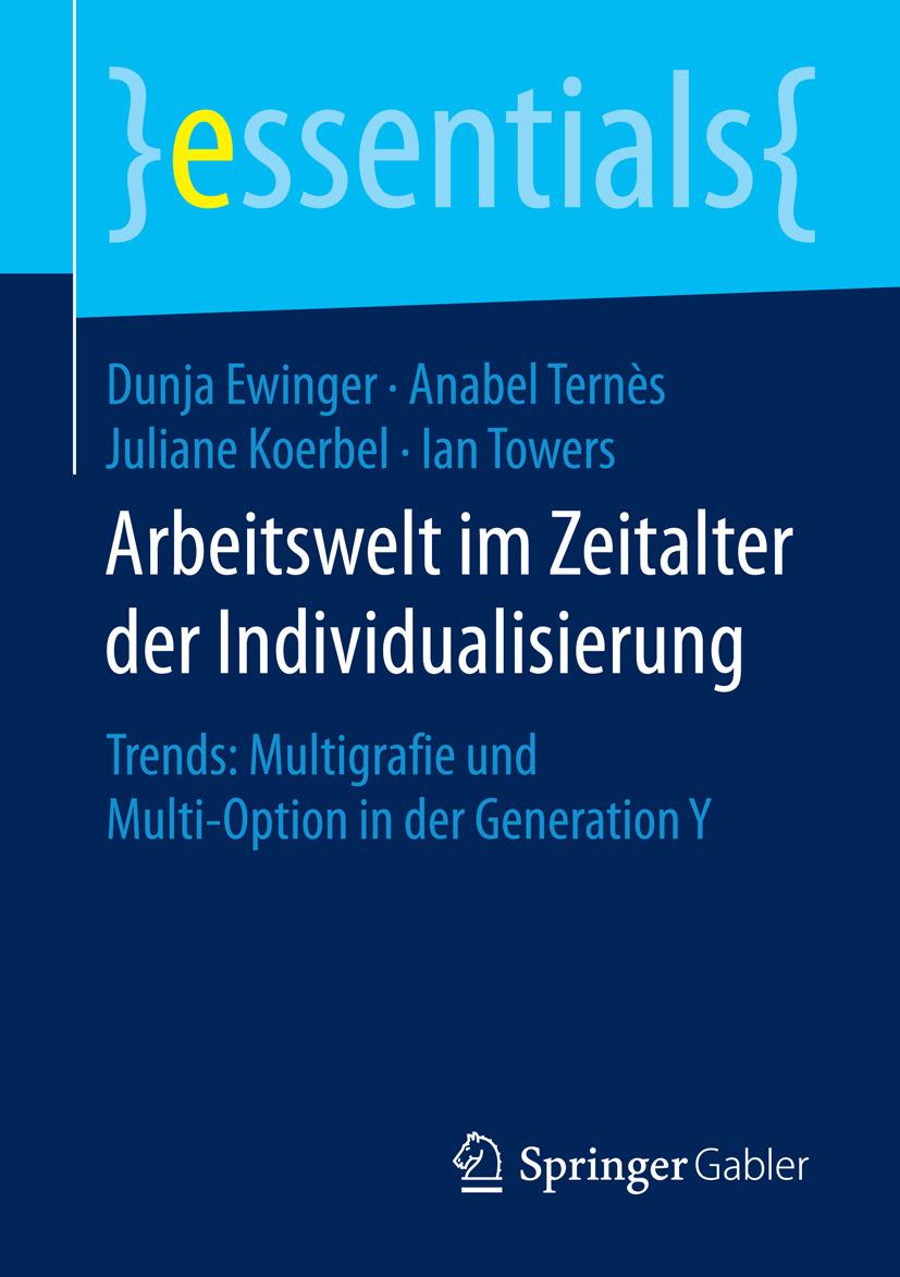 Ewinger, Dunja - Arbeitswelt im Zeitalter der Individualisierung, e-kirja