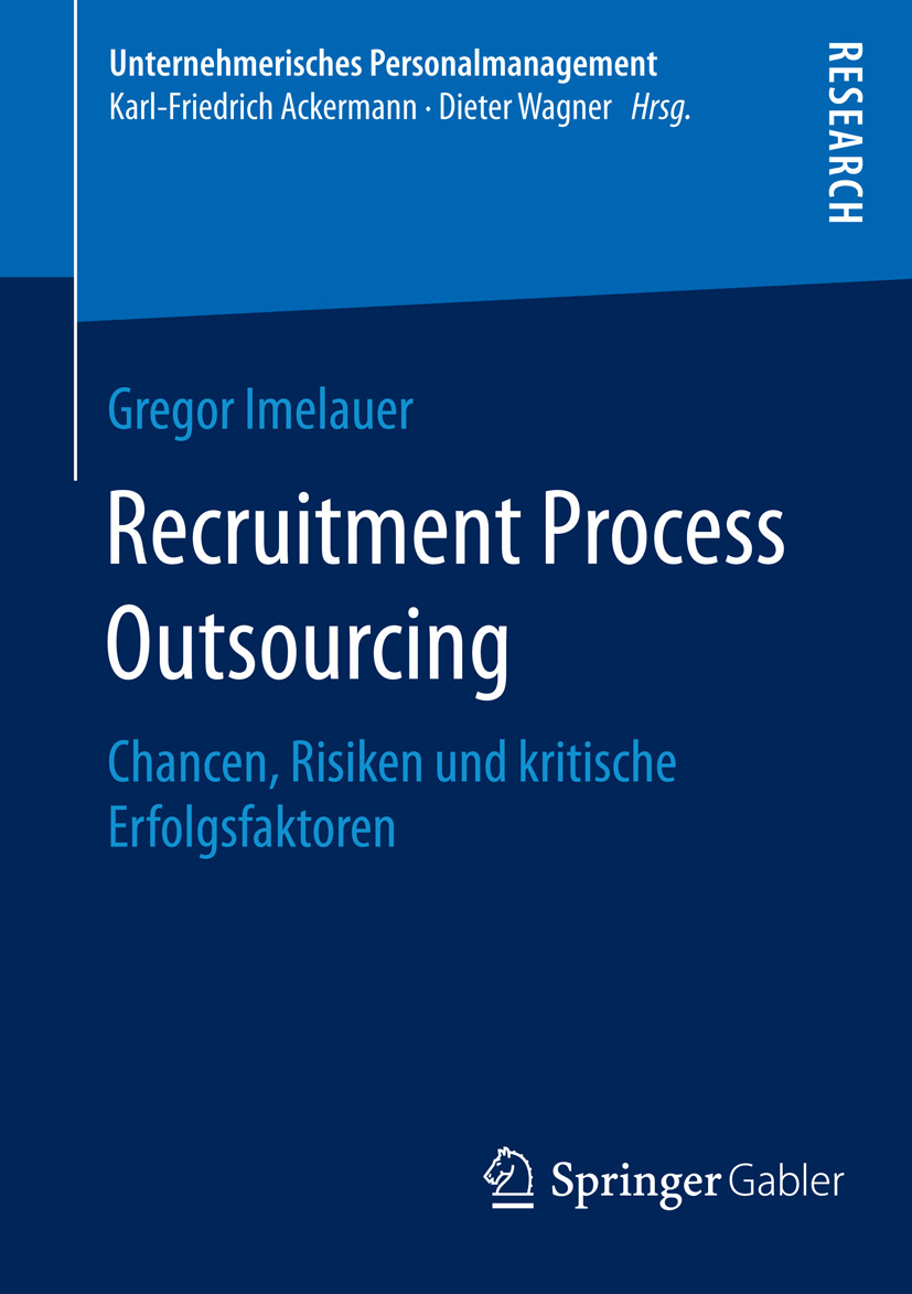 Imelauer, Gregor - Recruitment Process Outsourcing, ebook