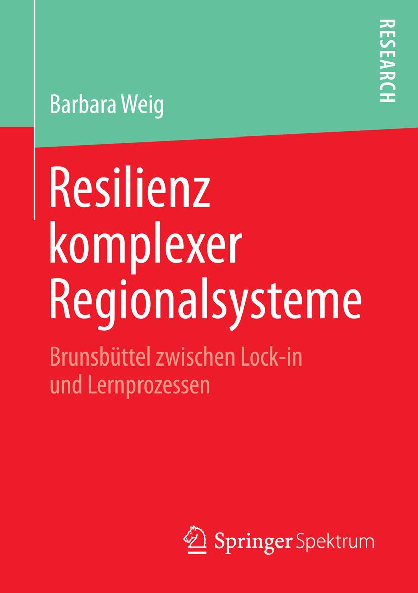 Weig, Barbara - Resilienz komplexer Regionalsysteme, ebook