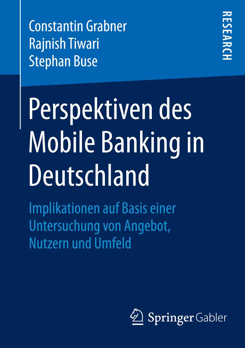 Buse, Stephan - Perspektiven des Mobile Banking in Deutschland, e-bok