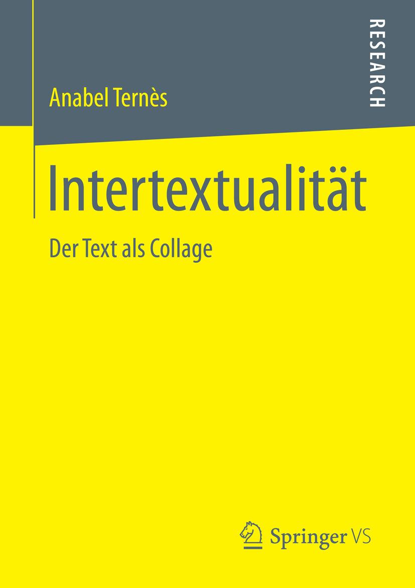 Ternès, Anabel - Intertextualität, ebook