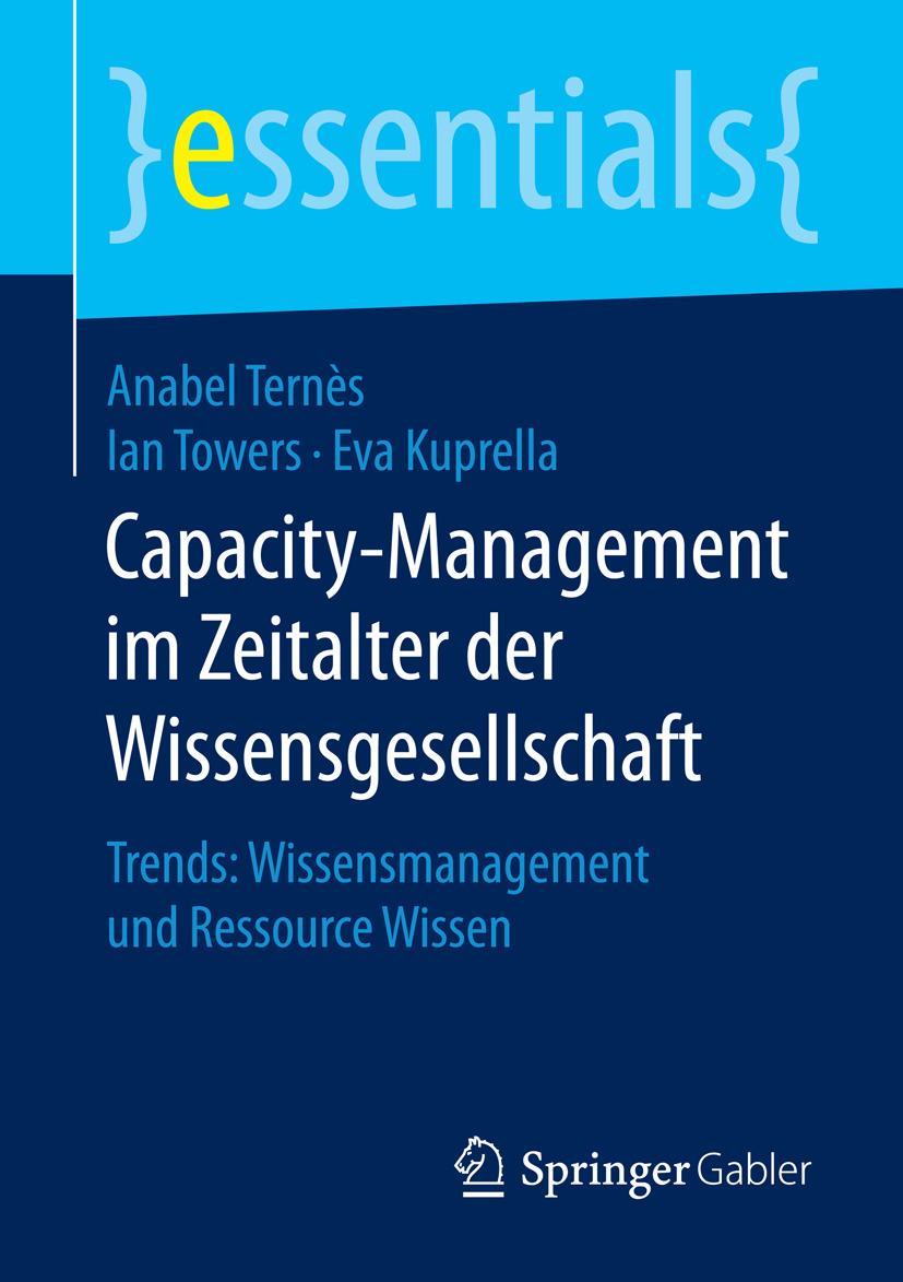 Kuprella, Eva - Capacity-Management im Zeitalter der Wissensgesellschaft, e-kirja