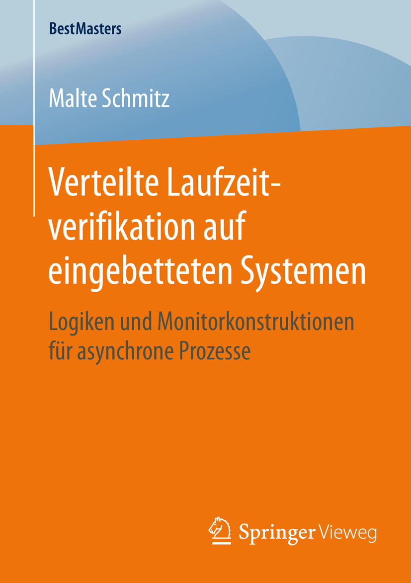 Schmitz, Malte - Verteilte Laufzeitverifikation auf eingebetteten Systemen, ebook