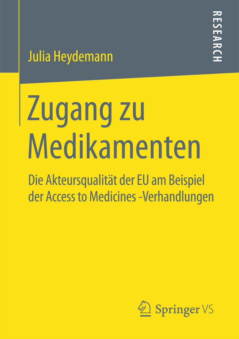 Heydemann, Julia - Zugang zu Medikamenten, ebook