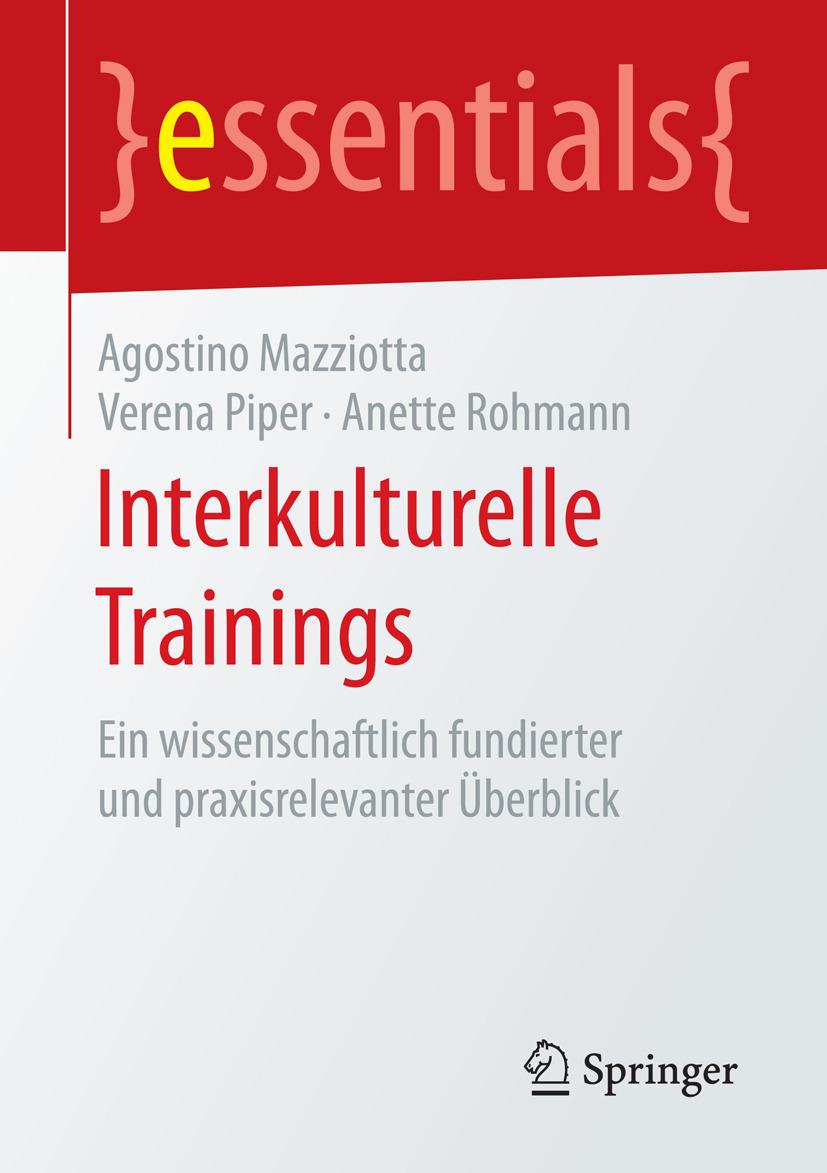 Mazziotta, Agostino - Interkulturelle Trainings, ebook