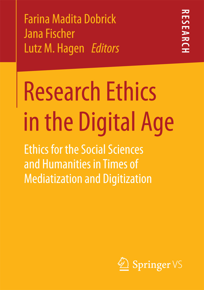 Dobrick, Farina Madita - Research Ethics in the Digital Age, ebook