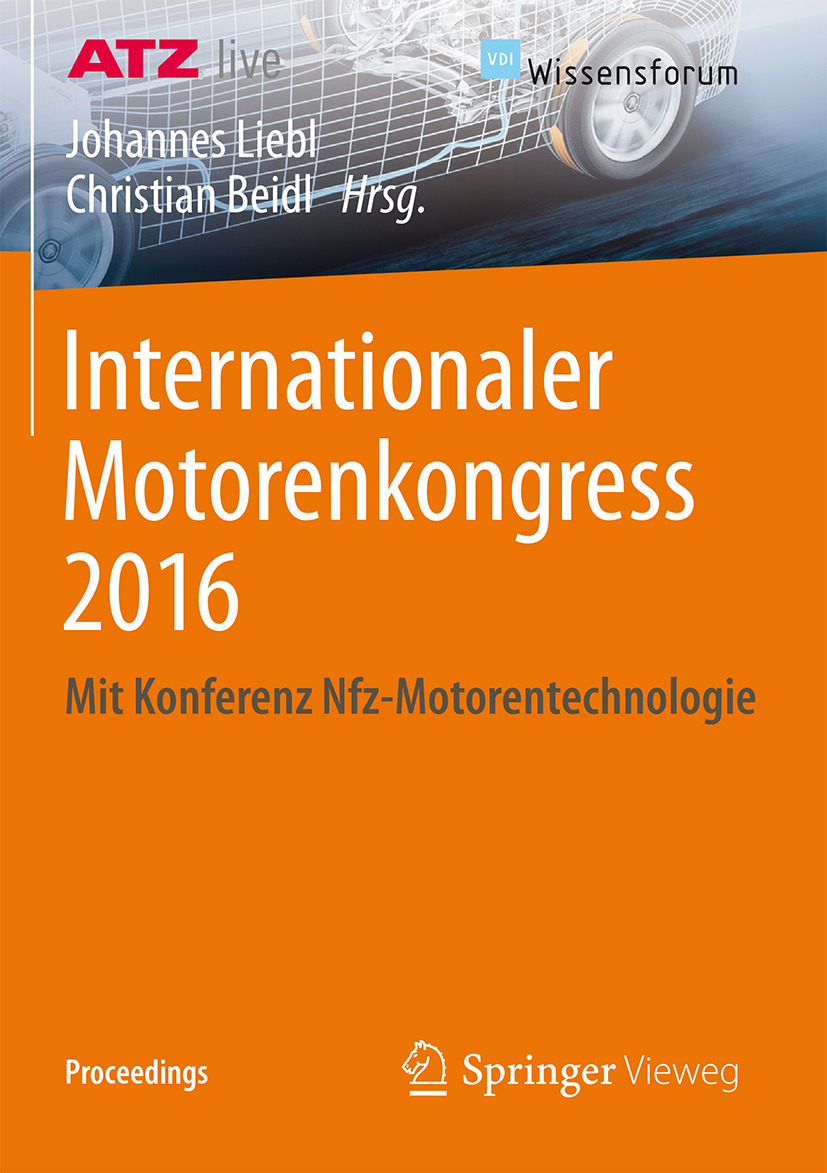 Beidl, Christian - Internationaler Motorenkongress 2016, ebook