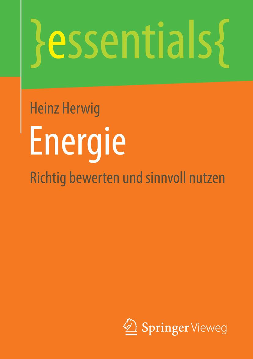 Herwig, Heinz - Energie, ebook