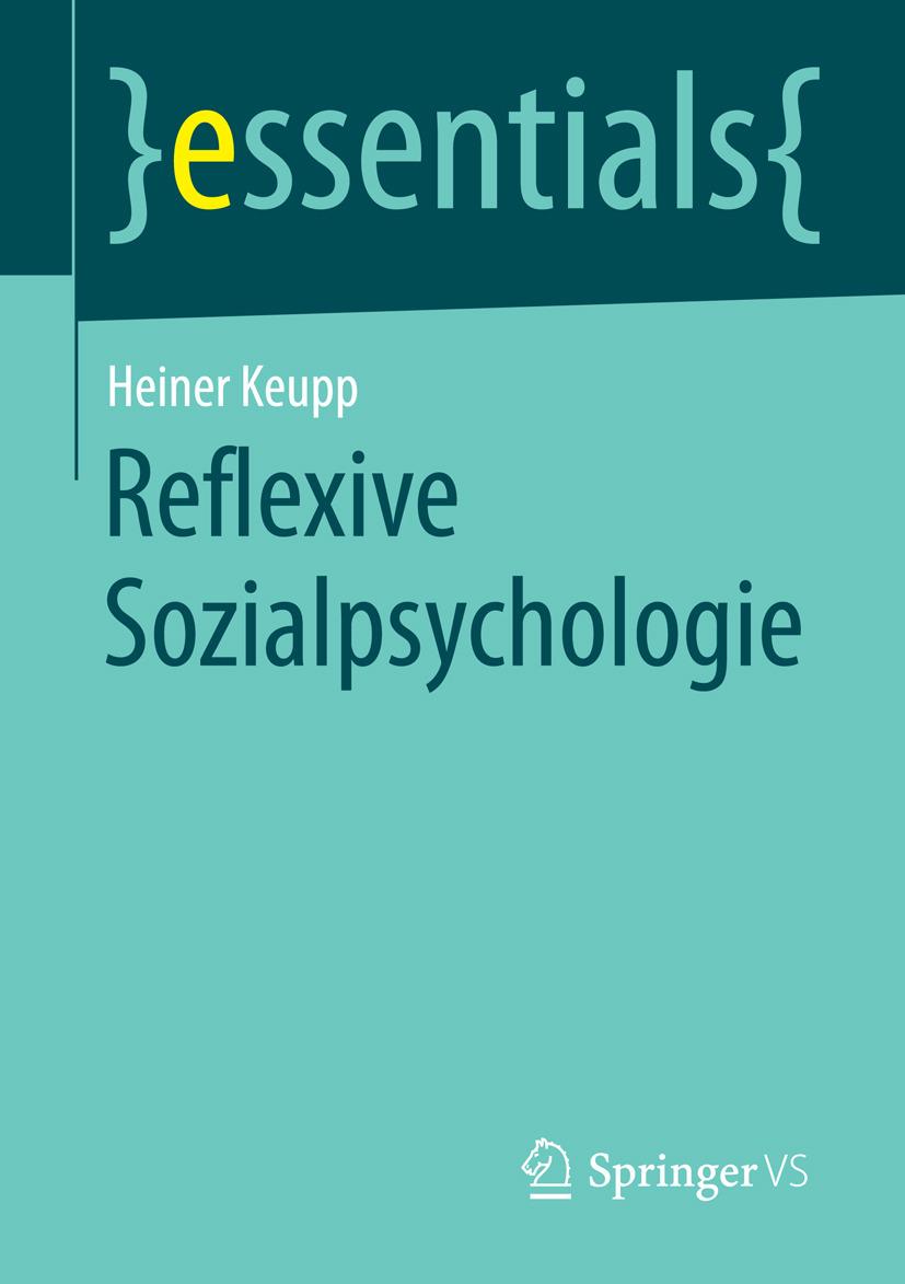 Keupp, Heiner - Reflexive Sozialpsychologie, ebook