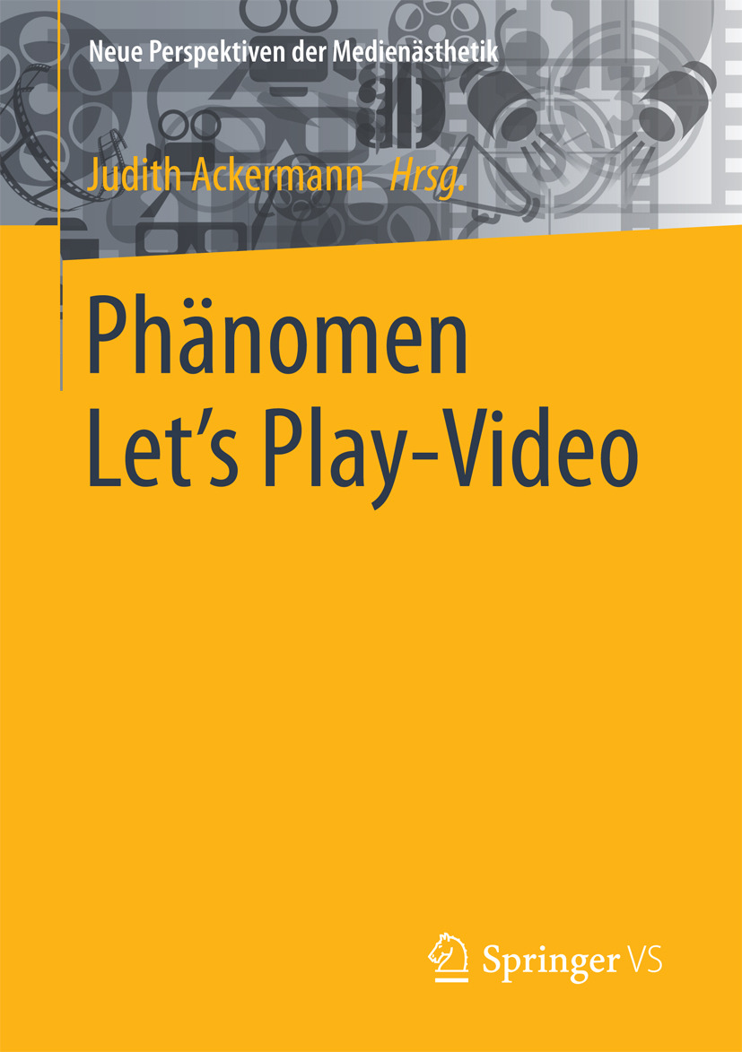 Ackermann, Judith - Phänomen Let´s Play-Video, ebook