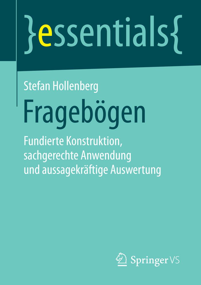 Hollenberg, Stefan - Fragebögen, ebook