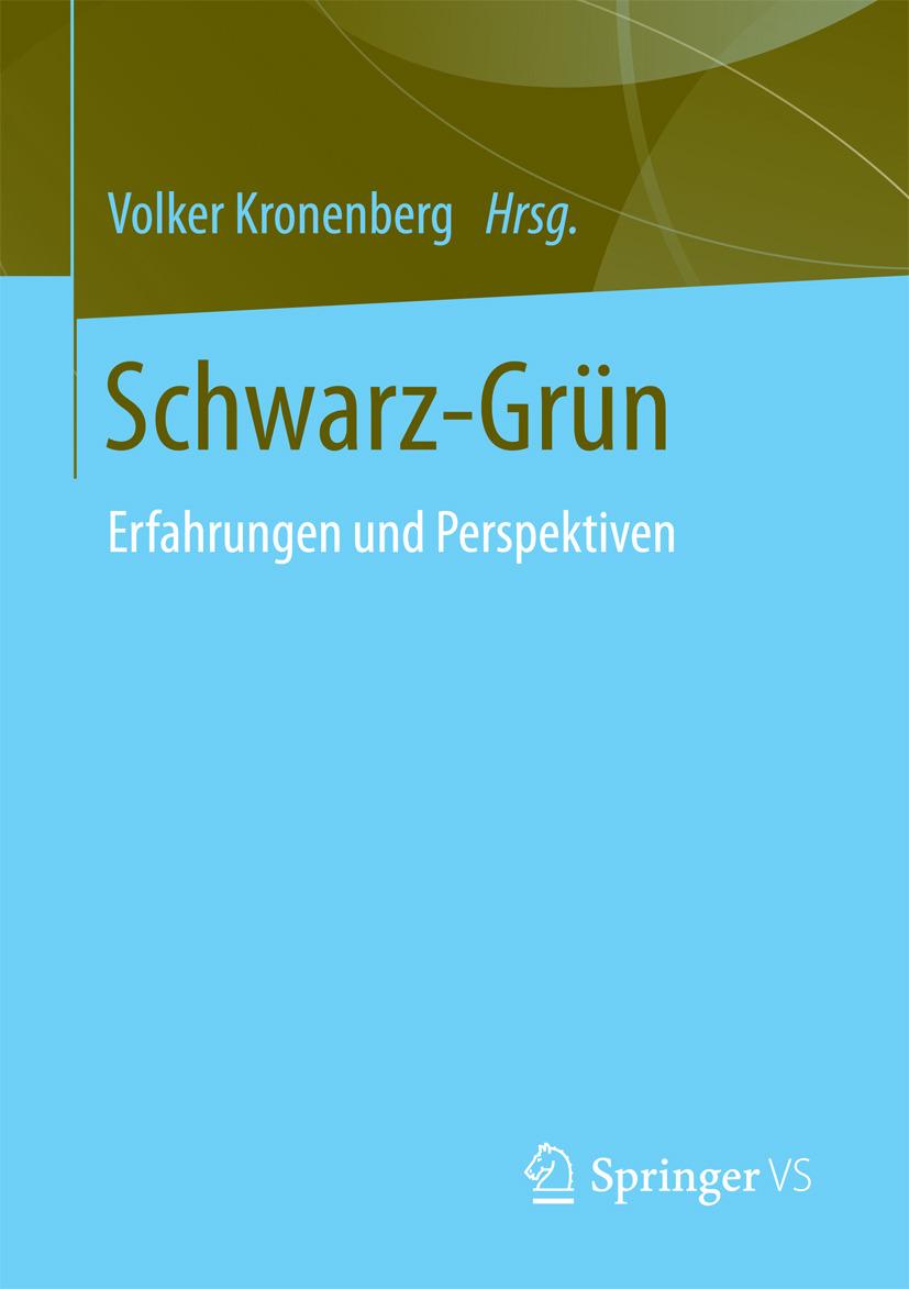Kronenberg, Volker - Schwarz-Grün, ebook