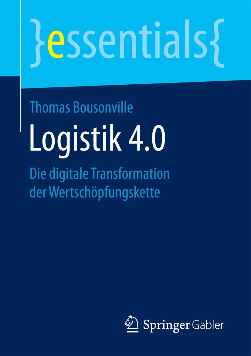 Bousonville, Thomas - Logistik 4.0, ebook