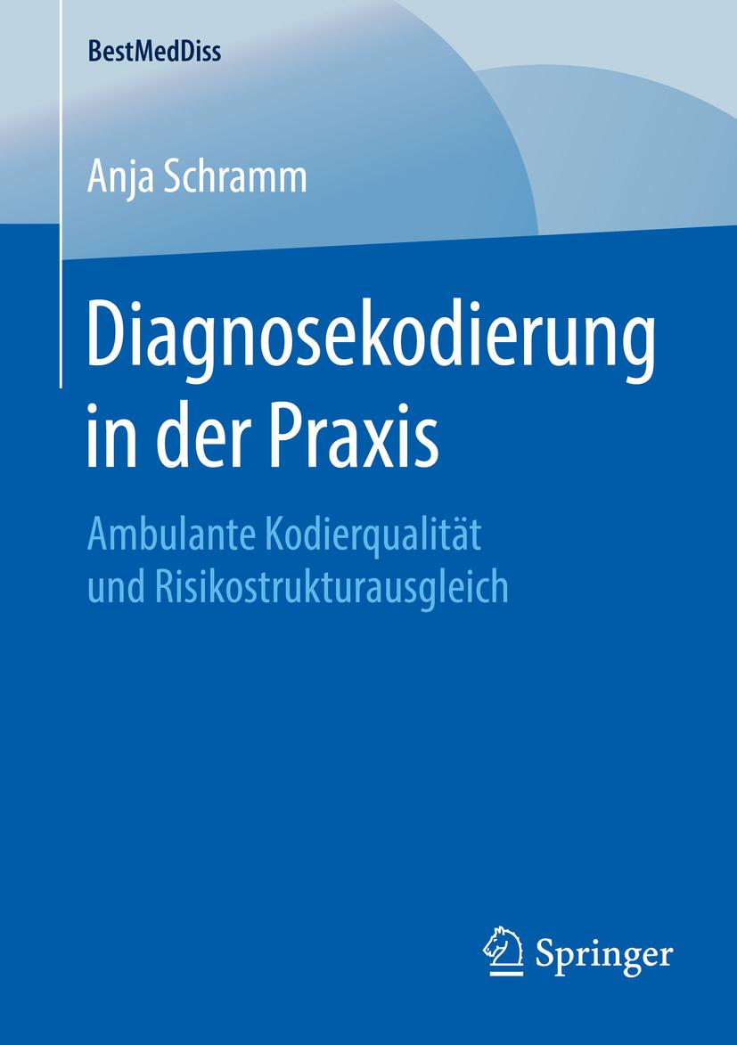 Schramm, Anja - Diagnosekodierung in der Praxis, ebook