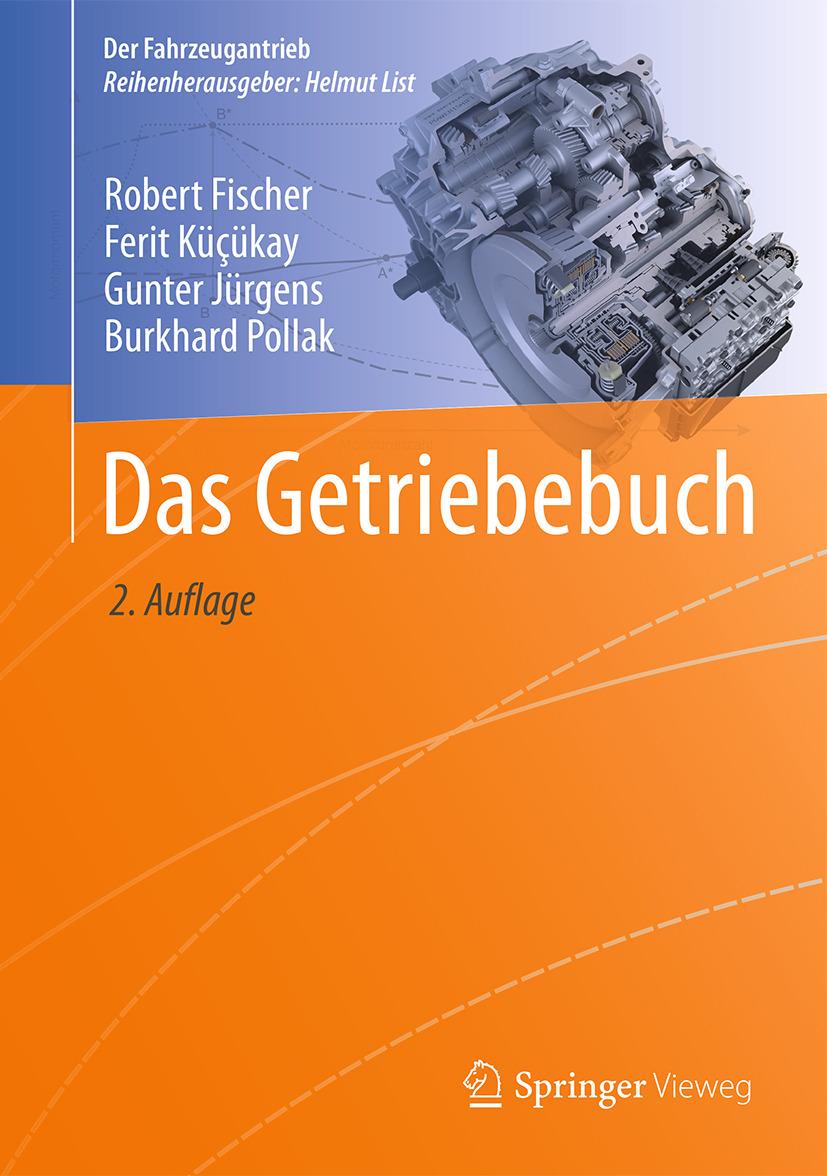 Fischer, Robert - Das Getriebebuch, ebook