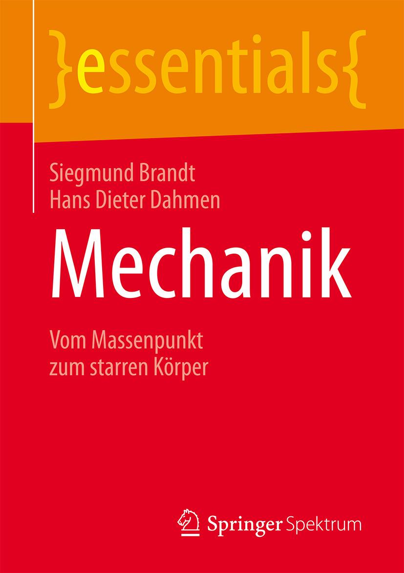 Brandt, Siegmund - Mechanik, ebook