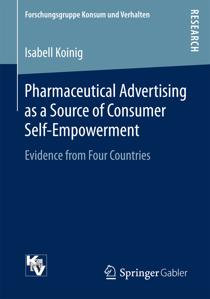 Koinig, Isabell - Pharmaceutical Advertising as a Source of Consumer Self-Empowerment, ebook