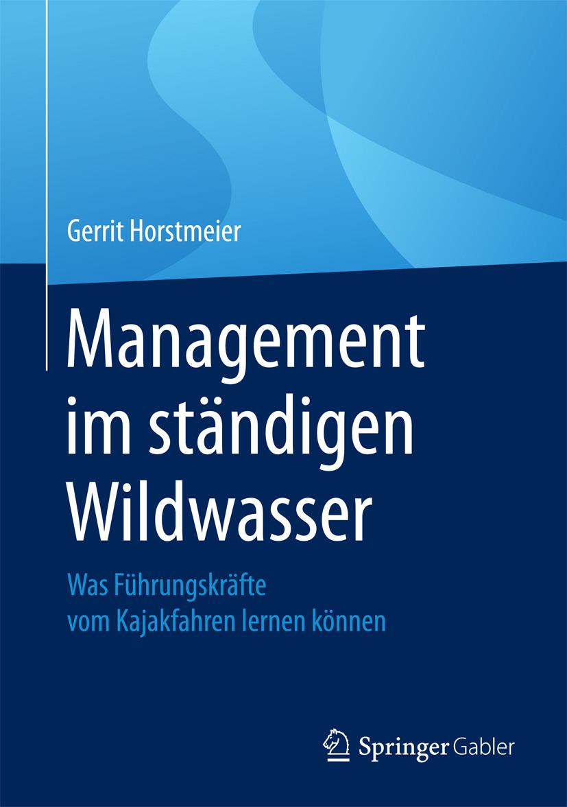 Horstmeier, Gerrit - Management im ständigen Wildwasser, ebook