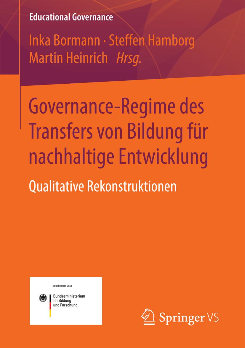 Bormann, Inka - Governance-Regime des Transfers von Bildung für nachhaltige Entwicklung, ebook