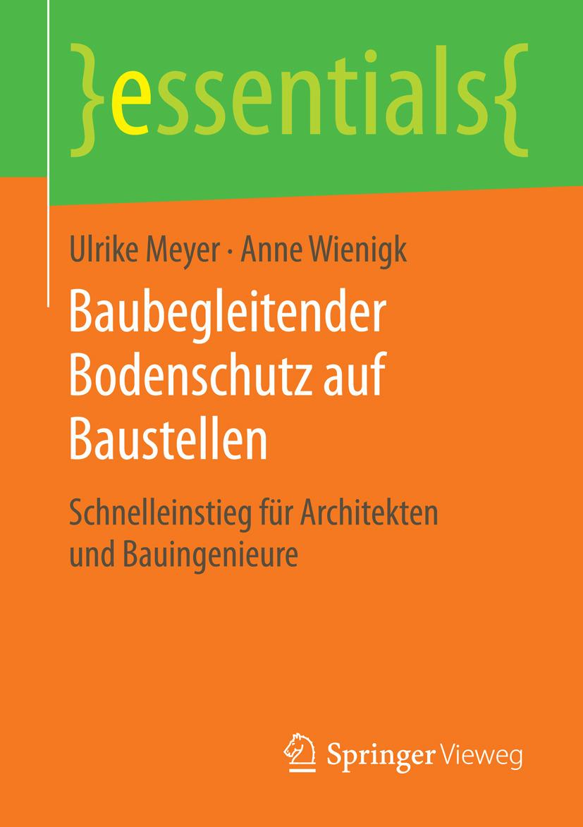 Meyer, Ulrike - Baubegleitender Bodenschutz auf Baustellen, ebook