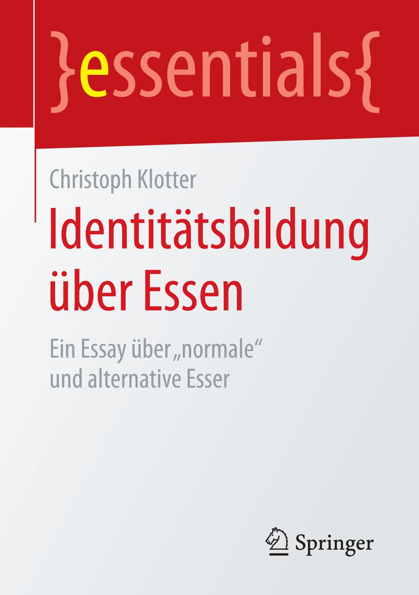 Klotter, Christoph - Identitätsbildung über Essen, ebook
