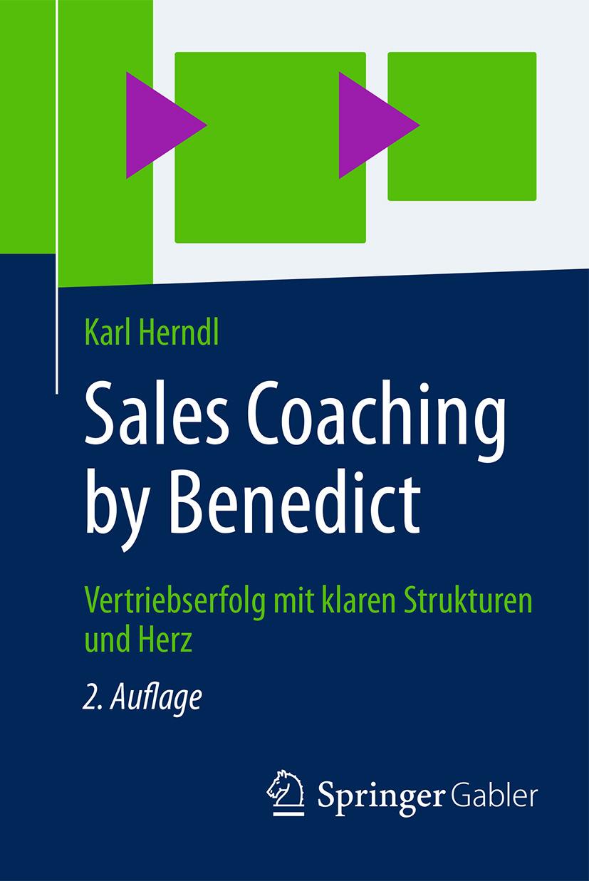 Herndl, Karl - Sales Coaching by Benedict, ebook